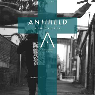 Antura & Antiheld X-Mas Special feat. Ben Teufel