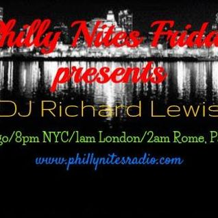 Philly Nites Friday 06/26/2015 Podcast 117 by Richard Lewis
