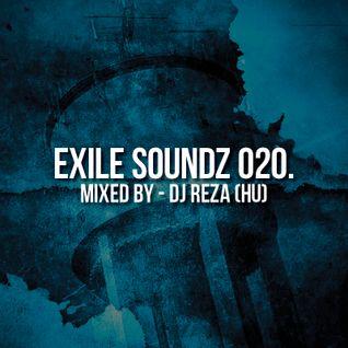 Dj Reza (Hu) - Exile Soundz Compilation 020.