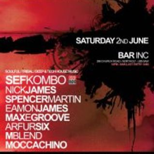 My Exclusive Mix For GO DEEP Events May 2012