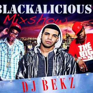 "BlackAlicious Mixshow ""Spring Edition"" by DJ BEKZ"