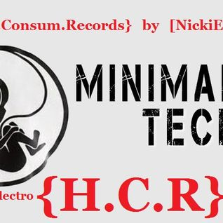 {BLUE GHOSTS MIX} H.C.R  NickiElectro {Home.Consum.Records} in the mix 2014-01-03