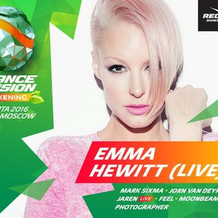 Emma Hewitt - (Live Vocal) Trancemission Awakening (Space, Moscow) - 05-MAR-2016