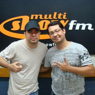 Christian Paes @ MultiPista - MultiShow FM (17-09-2010)