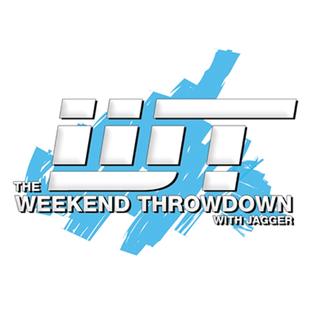 Weekend Throwdown w/Jagger 6/26/15