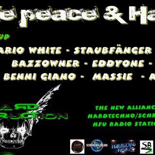 Rocco @ Hard Destruction - Love Peace & Hardtechno 15.05.16