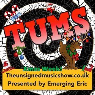 TUMS Ep.42 Xmas Week (www.theunsignedmusicshow.co.uk)