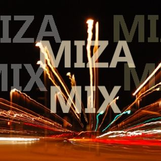 MizaMix 34 - Miami Music Week mix