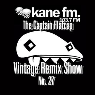 KFMP: Vintage Remix Show - Show 27 -30-01-2015