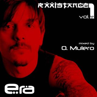 Rxxistance vol.1 era (continuous mix) Oscar Mulero.