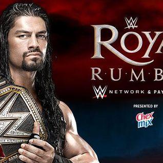 Episódio 25 - Antevisão: WWE Royal Rumble 2016