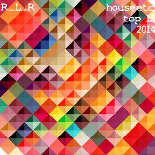 House, etc. Top 12 - 2014