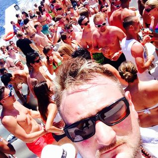 Andy Moon Club Session 31- Oceanbeat Ibiza Boat Session