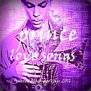 PRINCE - LOVE SONGS