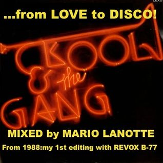 KOOL AND THE GANG - RADIO MIX SPECIAL -  My mix tape FROM THE 1988!!!