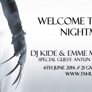 EMME MEDINA (Argentina) 'Welcome to my Nightmare' 028 TM Radio (Progressive Exclusive)