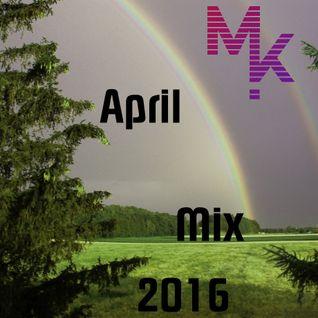 April Mix 2016 (Mixed by MARV!N K!M)