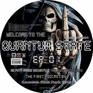 Quantum State Podcast Ep. 01. - de Puta Madre Security II.I- sAthAnkA