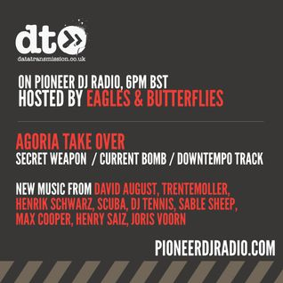 Radio Show 038 - Agoria Takeover - Hosted by Eagles & Butterflies