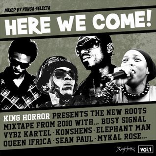 King Horror - Here We Come Vol. 1
