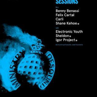 Benny Benassi - Live @ Ministry of Sound (London) - 30.11.2013