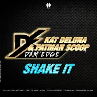 Dam'Edge feat. Fatman Scoop & Kat Deluna - Shake It (Pizza Brothers Remix) teaser