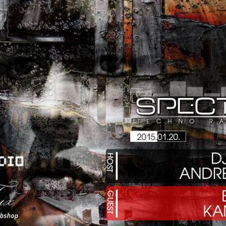 Brajan - Spectrum Techno Radio Show Guestmix
