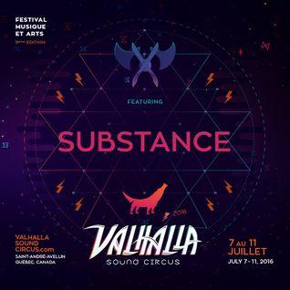 Substance - Valhalla Sound Circus 2016