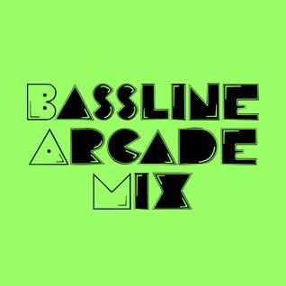 """Bassline Arcade Mix"" /// 06-22-13"