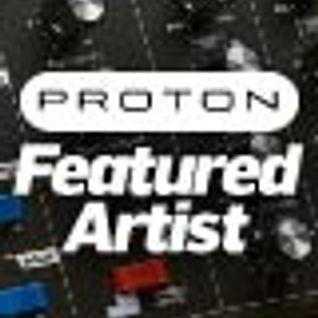 Jonas Saalbach - Featured Artist (Proton Radio) - 12-Nov-2014