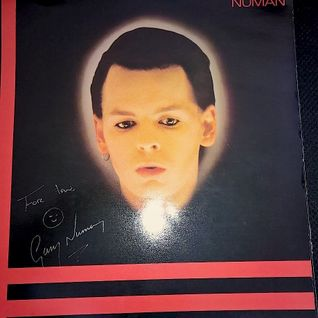 Evil Alter Ego The Outcast September 2015 Gary Numan 1978-2013 Album Favourites