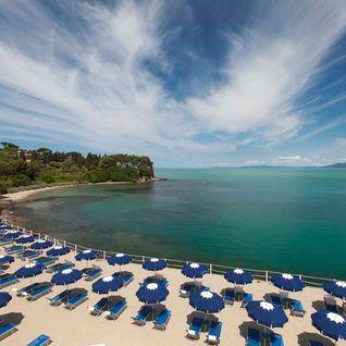 VILLA DOMIZIA BEACH SET PORTO SANTO STEFANO 25-04-2016 MIX BY LKT
