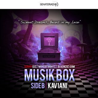 Senate DJs| Music Box - Volume 4 - KAV1ANI| Side B - EDM-GHETTO BASS-TRAP-FUTURE TRAP