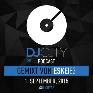Eskei83 - DJcity DE Podcast - 01/09/15
