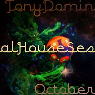 Tony Dominguez - Tribal House Session October 2015.
