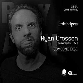 Public ∏ pres. Little Helpers w/ RYAN CROSSON