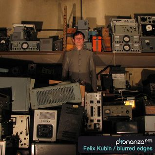 PhonanzaFM Jun 10th 2016 Felix Kubin (Promo)