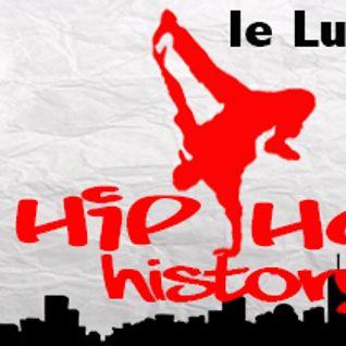 Hip Hop History Emission du 07-03-16 sur RPL 99fm