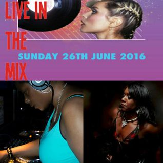 Girlz B Like - Sundayl Showers: Marcia Carr | Miss KG Pt. 1 June 26th 2016 at The Book Club