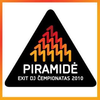Ortem - Piramidė 2010