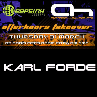 Karl Forde - Deepsink Digital  Takeover AH.FM Trance Mix