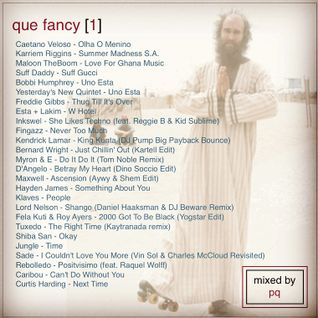 que fancy [1]  mixed by pq