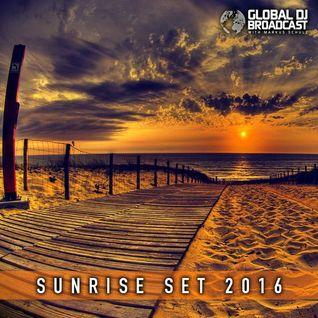 Markus Schulz - Global DJ Broadcast (21 July 2016), Sunrise Set 2016