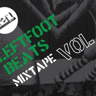 121 CREATIVES 'LEFT FOOT BEATS' MIXTAPE VOL1