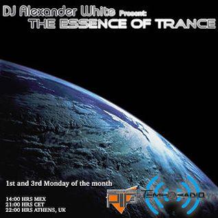DJ Alexander White Pres. The Essence Of Trance Vol # 015