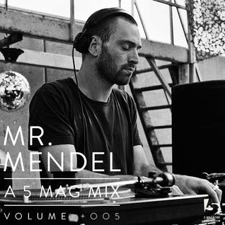 Mr. Mendel: A 5 Mag Mix Vol ++005