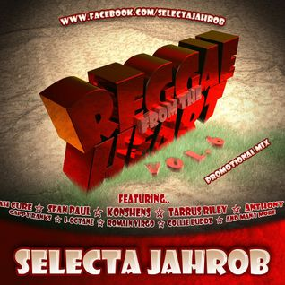 Selecta Jahrob - Reggae From The Heart Vol. 6