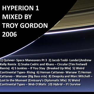 Hyperion 1 (Progressive Breaks) Mixed by Troy Gordon