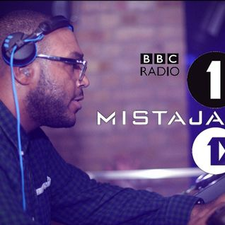 Mistajam - BBC1Xtra (60 Minutes of Cipha Sounds and Peter Rosenberg) - 15.02.2016