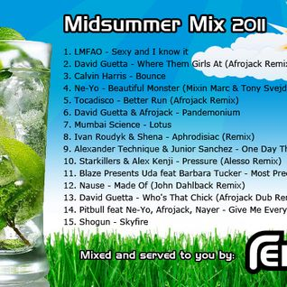 Midsummer Mix 2011